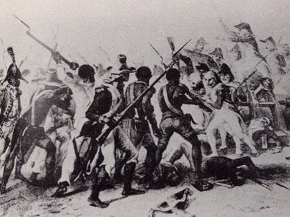 decolonization slavery and haitian revolution Celucien l - race, religion, and the haitian revolution: essays on faith, freedom, and decolonization jetzt kaufen isbn: 9781481846677, fremdsprachige bücher.